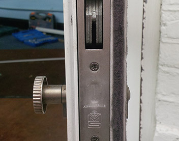 Steel Doors Lock System